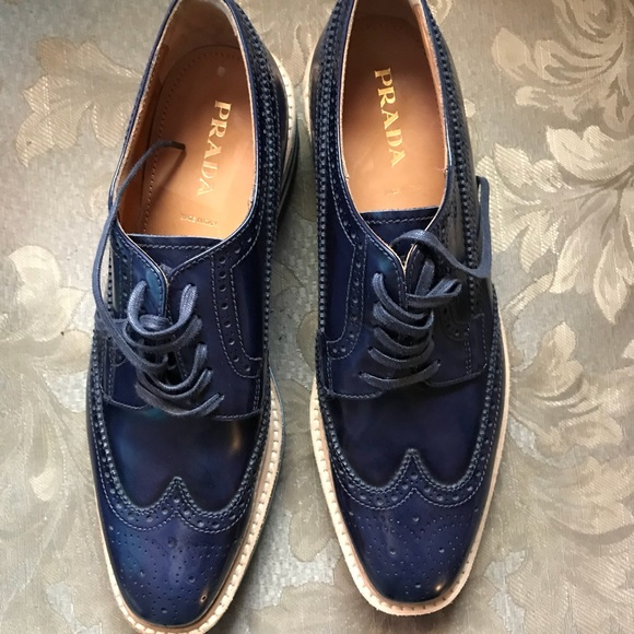 Authentic Vintage Prada Platform Shoes